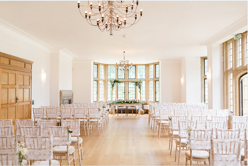 Coombe-Lodge-Ceremony-in-the-Music-Room